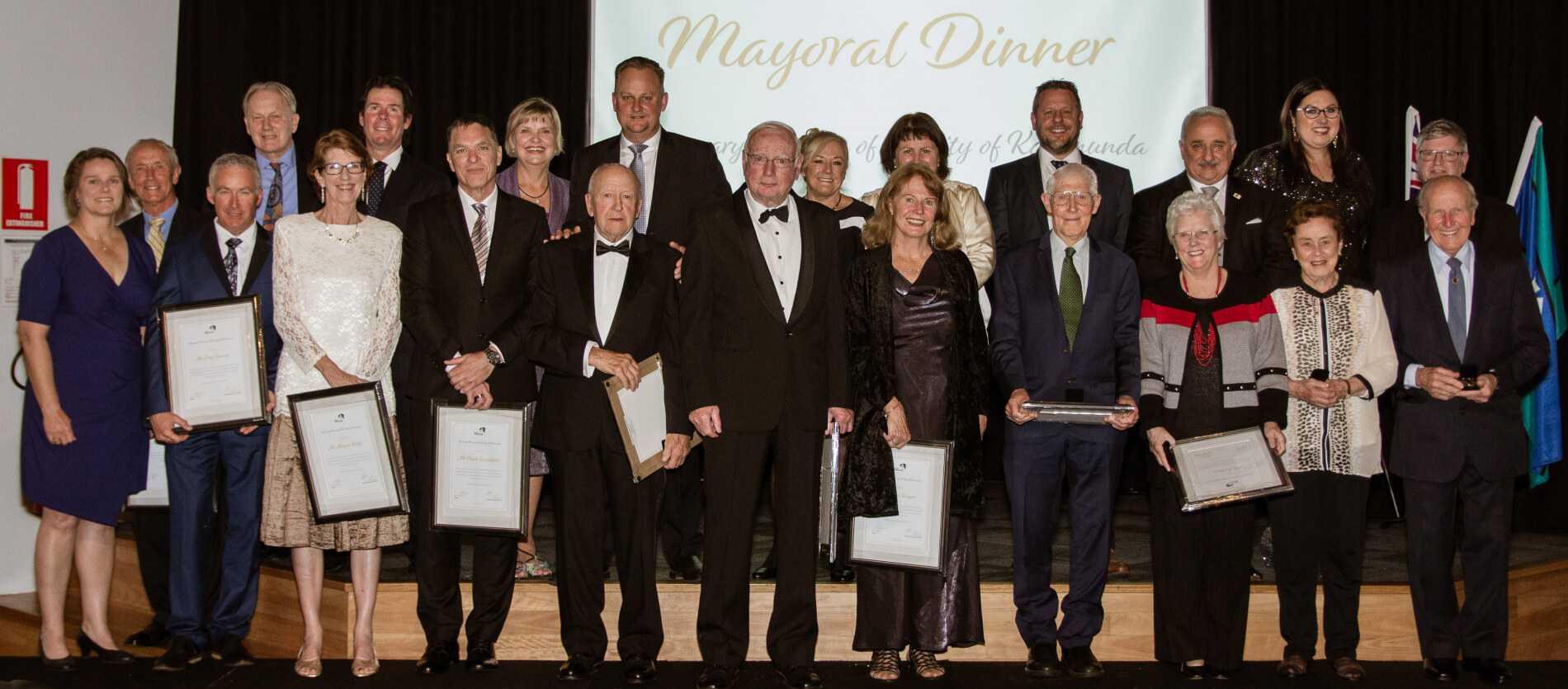 Freemans Awards - Mayor Dinner 2019